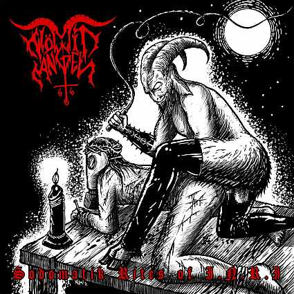 Wömit Angel - Sodomatik Rites of I.N.R.I