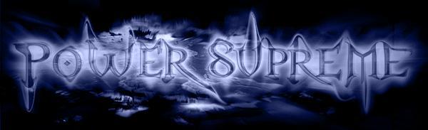 Power Supreme - Logo