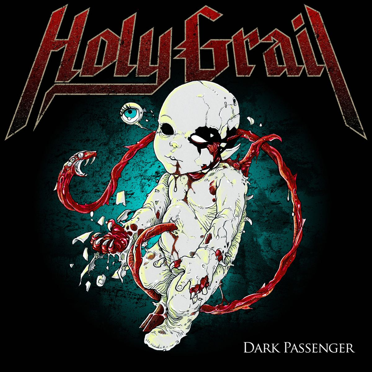Holy Grail - Dark Passenger