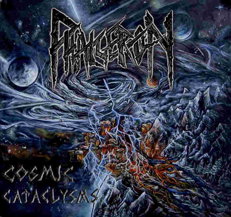 Phalgeron - Cosmic Cataclysms