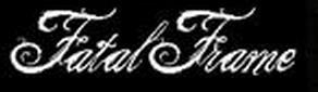 Fatal Frame - Logo