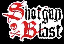 Shotgun Blast - Logo