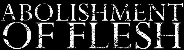 Abolishment of Flesh - Logo