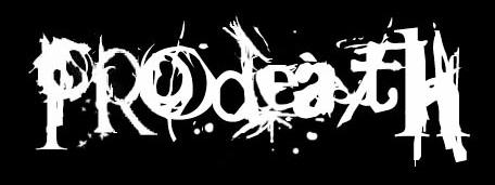 Pro-Death - Logo