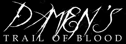 Damien's Trail of Blood - Logo