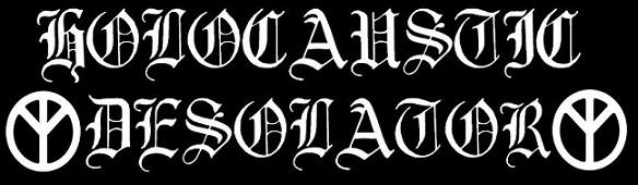 Holocaustic Desolator - Logo