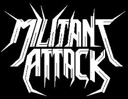 Militant Attack - Logo