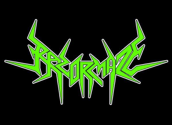 Razormaze - Logo