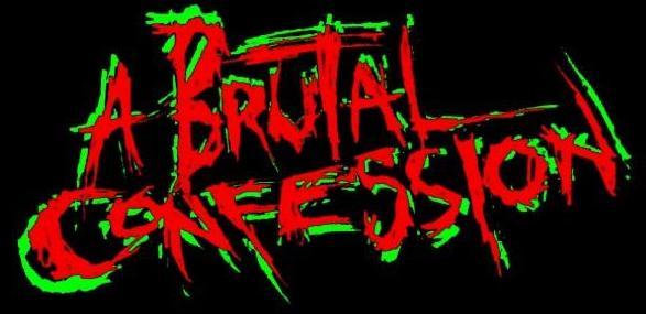 A Brutal Confession - Logo
