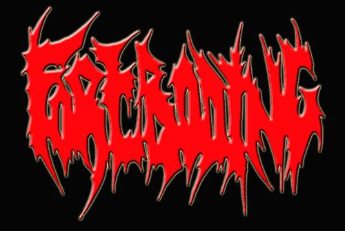 Foreboding - Logo
