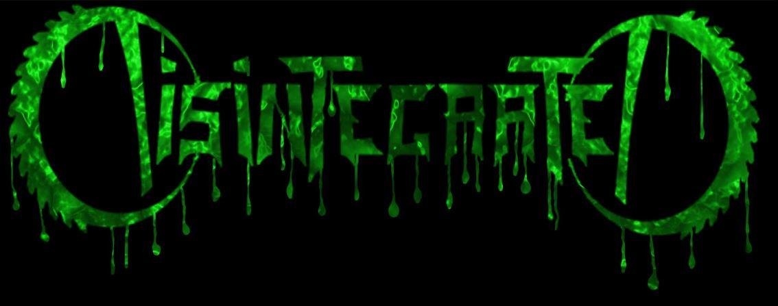 Disintegrated - Logo