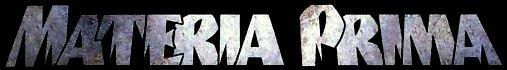 Materia Prima - Logo
