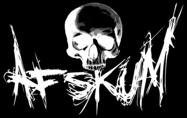 Afskum - Logo