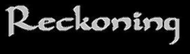 Reckoning - Logo