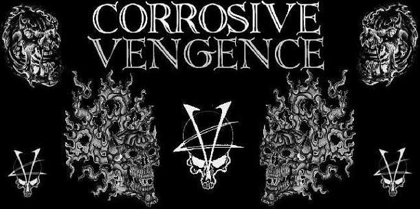 Corrosive Vengence - Logo