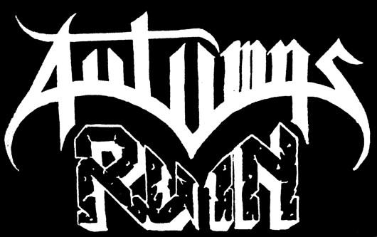 Autumn's Ruin - Logo