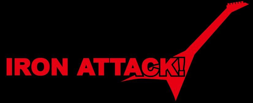 Iron Attack! - Logo