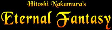 Hitoshi Nakamura's Eternal Fantasy - Logo