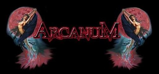 Arcanum - Logo