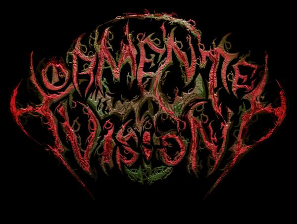 Tormented Vision - Logo