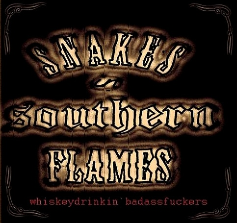 Snakes in Southern Flames - Logo
