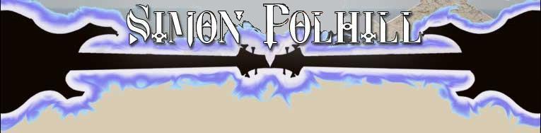 Simon Polhill - Logo