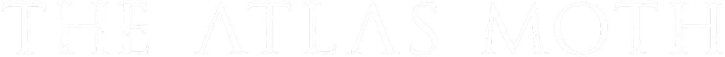 The Atlas Moth - Logo