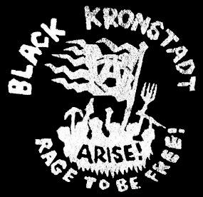 Black Kronstadt - Logo