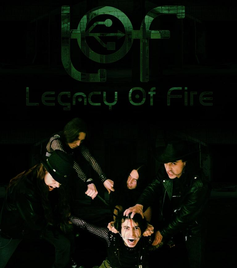 Legacy of Fire - Photo