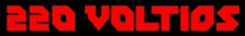 220 Voltios - Logo