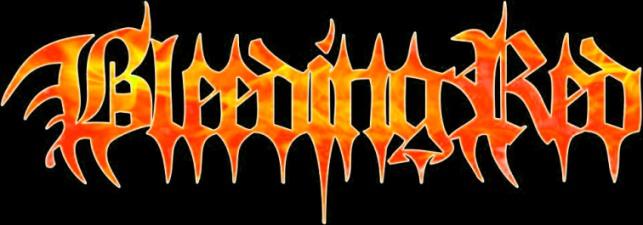 Bleeding Red - Logo