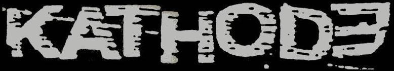 Kathode - Logo