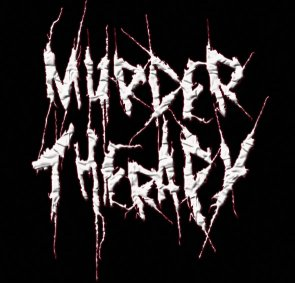 Murder Therapy - Logo