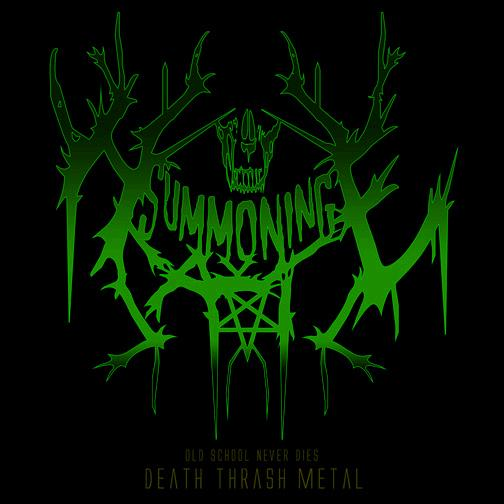 Summoning Hate - Logo