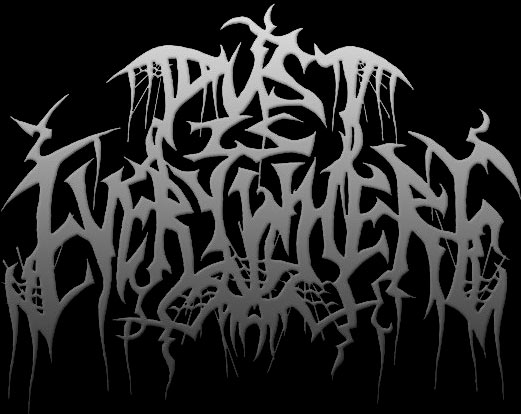 Dust Is Everywhere - Logo