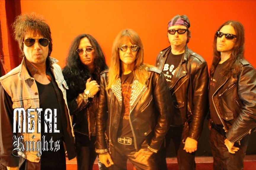 Metal Knights - Photo