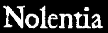 Nolentia - Logo