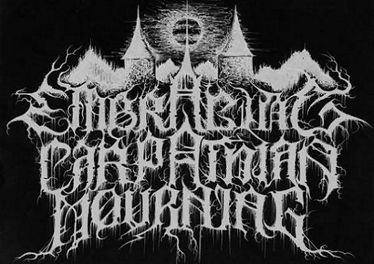 Embracing Carpathian Mourning - Logo