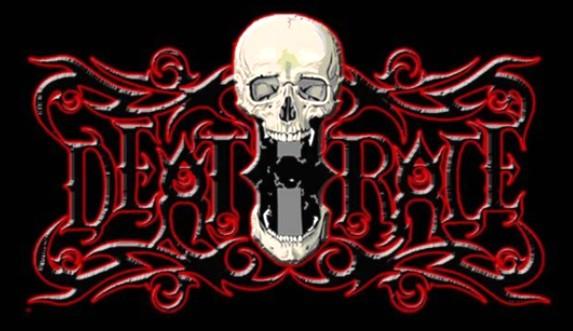 Deathrace - Logo