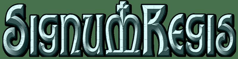 Signum Regis - Logo