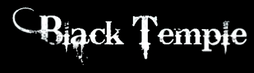 Black Temple - Logo