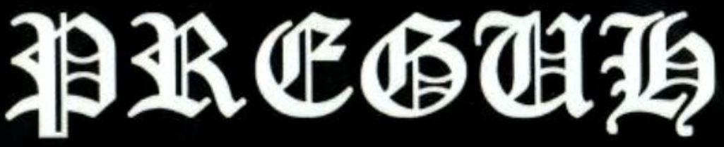Preguh - Logo