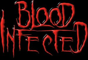 Blood Infected - Logo