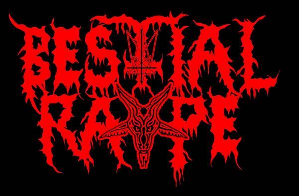 Bestial Rape - Logo