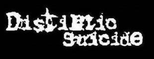 Distimic Suicide - Logo