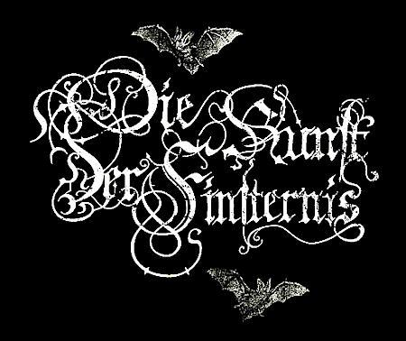 Die Kunst der Finsternis - Logo
