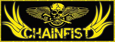 Chainfist - Logo