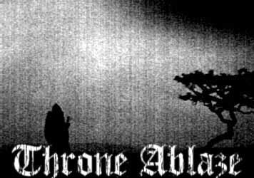 Throne Ablaze - Photo