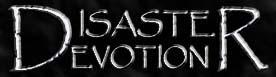 Disaster Devotion - Logo