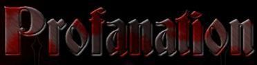 Profanation - Logo
